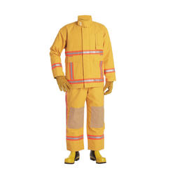 EN469 Standard Fire Fighting Suit with DRD