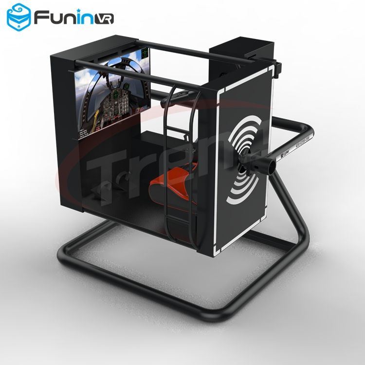 Mode Moderne fly motion simulator 3d video auto racing maschine