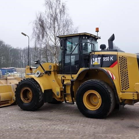 Used Cat 950K Wheel Loader / Used Secondhand Caterpillar 950K 950E 950F 950H Wheeled Loader in Good Condition