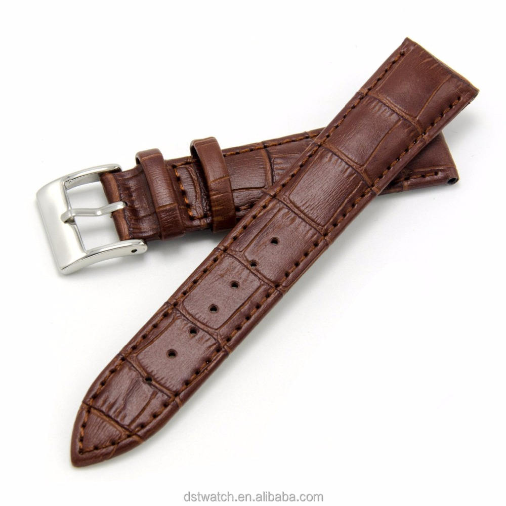 Custom Wristband Real Leather watch strap