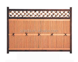 FD- Bamboo garden panel / fence trellis / home divider indoor outdoor