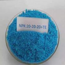 100 Water Soluble Fertilizer Powder Price NPK 20-20-20+TE