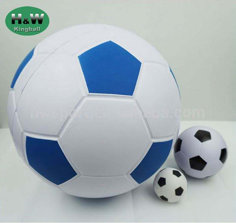 China Supplier Free Samples Small Football Stress Balls
