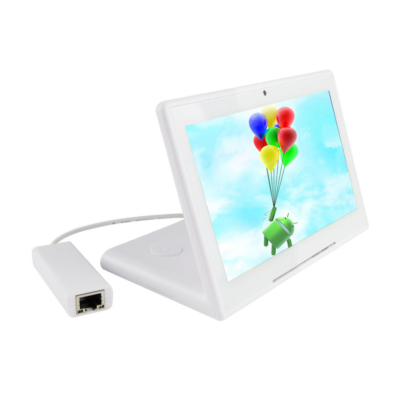 Android Wifi 7 inch LCD Media Android Advertising Player with USB Host 2.0