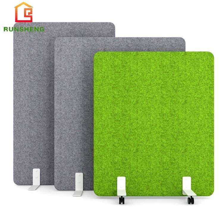 Easy construction office sound absorption acoustic screens