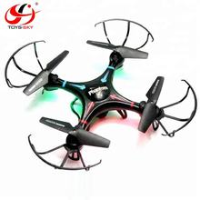 China import toys 2.4Ghz 6-axis gyro Two speed mode Sky Phantom Radio control Drone plane with Camera