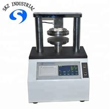 Paper board edge crush tester cardboard paper test machine