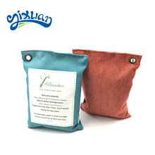 bamboo charcoal air purifying bag deodorant