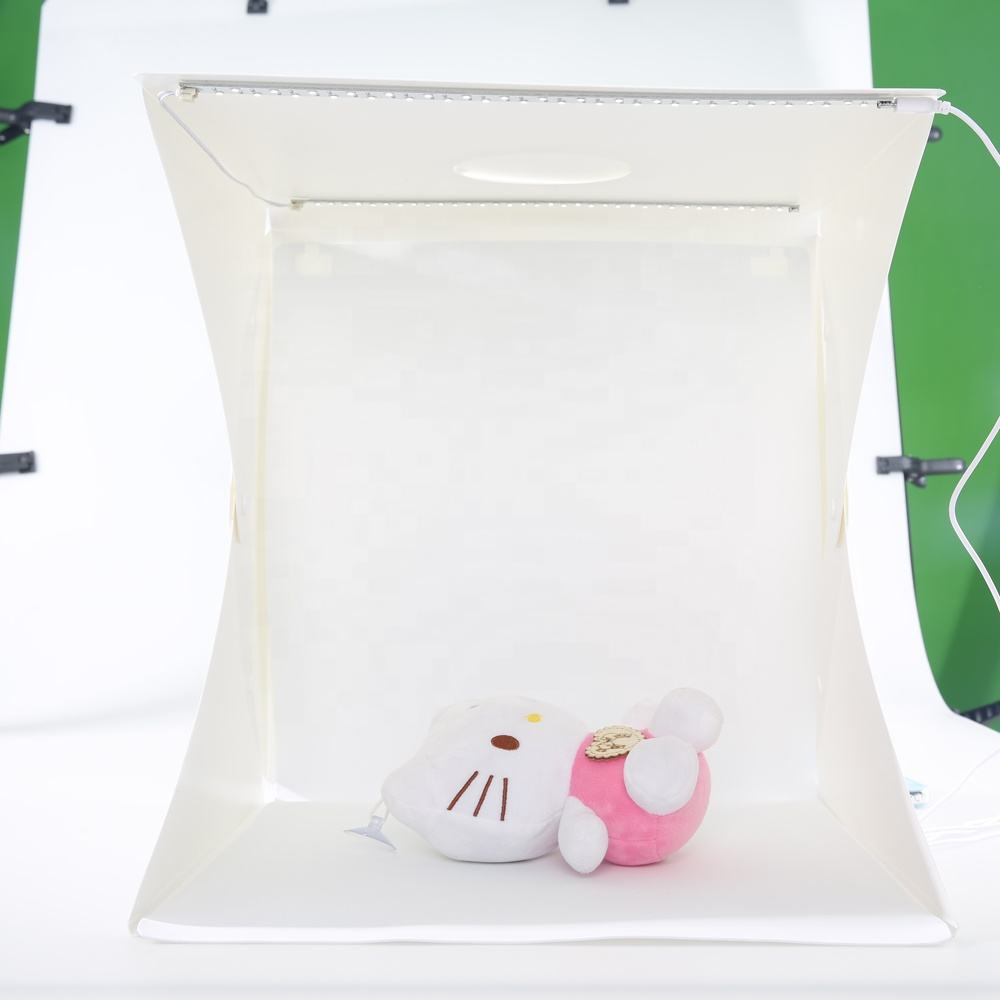 40 * 40 * 42 cm 16 inch Photography Equipment Camera Accessories Softbox Kit Portable Home Mini Photo light box photography