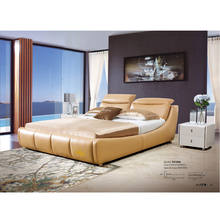High quality home project beroom furniture set bed modern