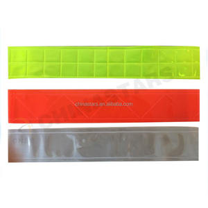 reflective PVC tape, micro prism reflective material for safety clothing