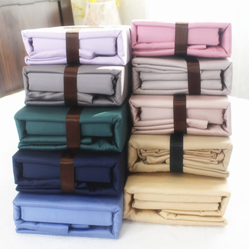 Egyptian Cotton 600 Thread Count Luxury Bed Sheet