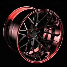 Car forged alloy wheels rims from 18-22inch with factory price