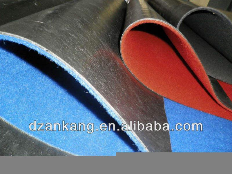 Tappo in moquette impermeabile in PVC