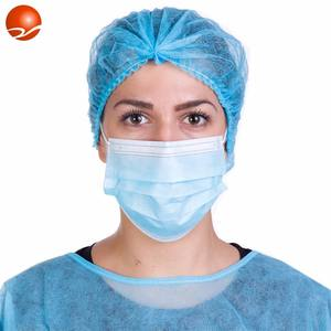 antibacterial surgical mask