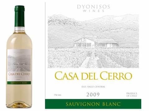 CASA DEL CERRO Sauvignon Blanc