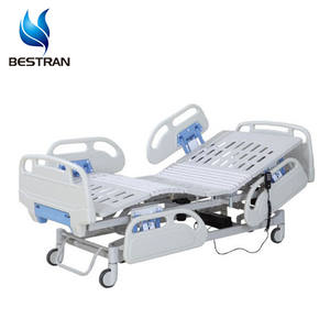 BT-AE103 3 functions clinic brands used beds automatic sand electric manufacture equipment medical hospital bed for sale