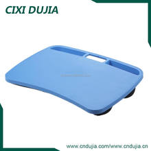 Cixi Dujia Ergonomic Design Plastic Laptop desk mini lapdesk lap top lap desk