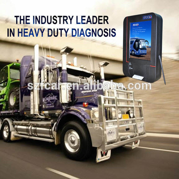 F3-d <span class=keywords><strong>diesel</strong></span> truck diagnóstico scanners para Heavy duty truck diagnóstico homem VOLVO RENAULT ISUZU UD IVECO HINO