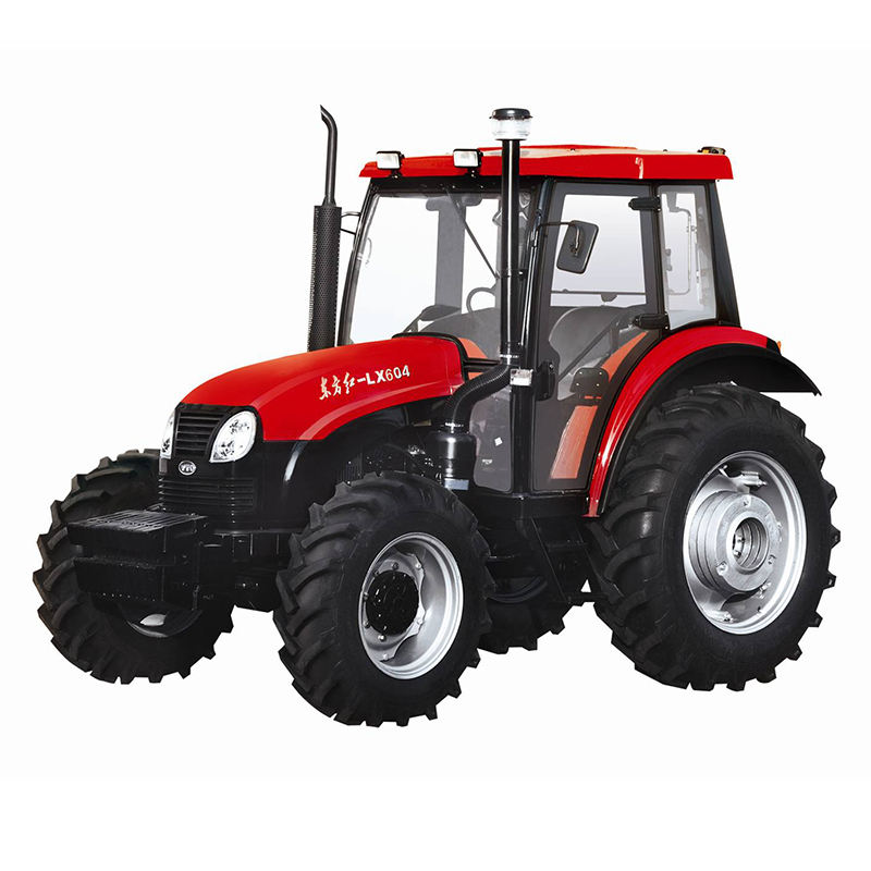85hp Farmtrac Tractor Price Lutong Tractor LT850 with Cheap Price