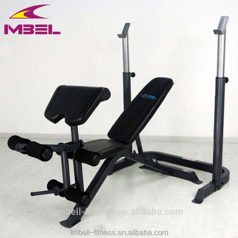 new design fitness excel exercise weight bench equipment