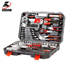 Trade assurance Bicycle Repairing Tool Set 84pcs machine repair kit easy to carry Wide range of applications