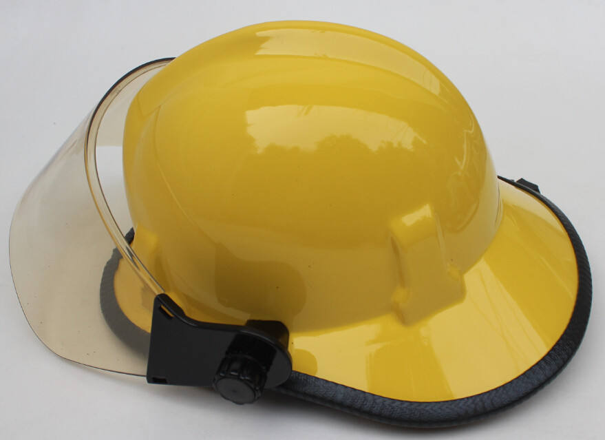Safety Helmet Tecron Safety Fire Fighter Helmet / Fire Fighting Helmet / GB Fire Helmet