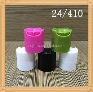 28/410 plastic screw cap for bottle/plastic closure/disc top cap