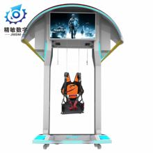 VR Park Entertainment Machines 9D VR Skydiving With Wind Tunnel