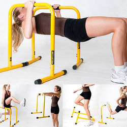 Dips Station Multi-function Outdoor Fitness Equipment  Exerc