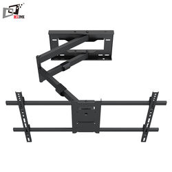 Factory Price Support Large Wall Mount TV Holder With Tilt Function