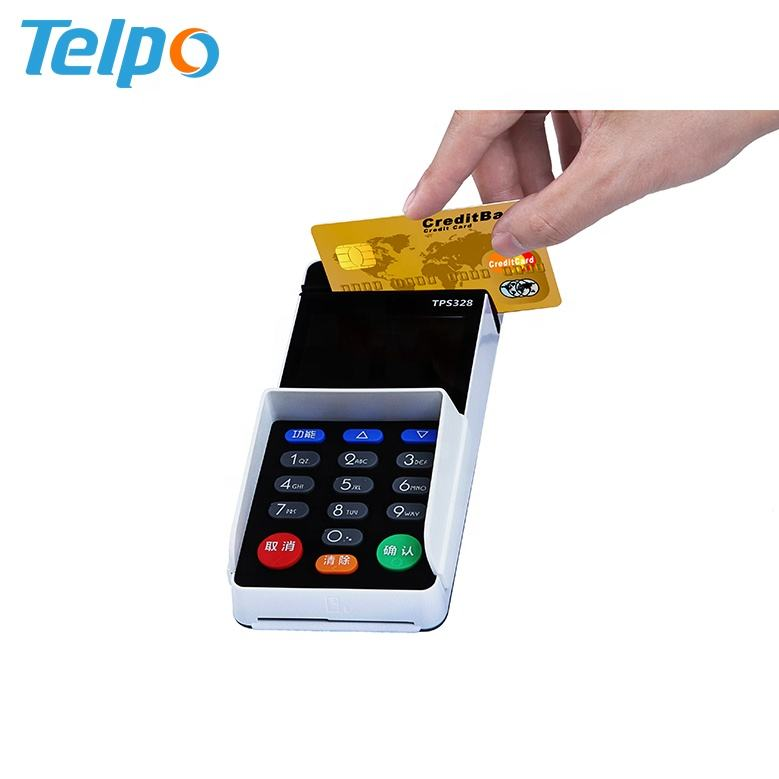 Mini Emv Nfc Msr/Iccr/Rfid Credit Debet Card Reader Mpos Swipe Machine Met Digitale Handtekening
