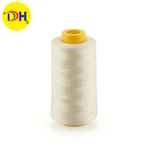 factory sale 100% spun polyester sewing thread 50/2 5000y for garment good quality