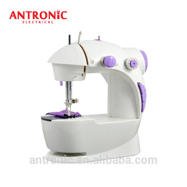 ATC-201 Household Mini Electric overlock Sewing Machine