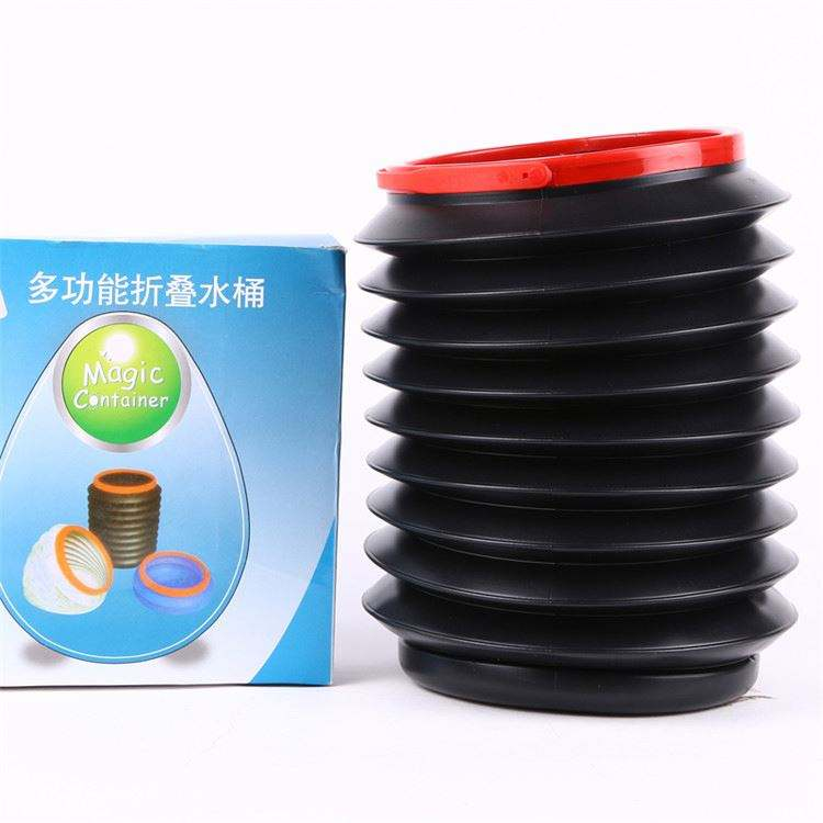 Best Collapsible Water Container Bucket Portable Folding Water Storage Container Bucket for Auto