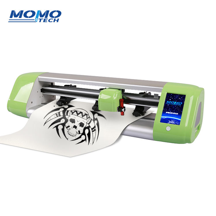 Best price of new design support contour cutting mini vinyl printer plotter cutter