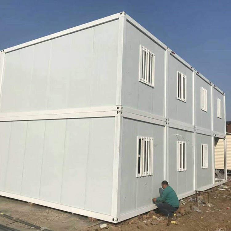 Cbox envío barato de la casa contenedor de China ampliable Oficina contenedor prefabricado casa en venta en Rumania