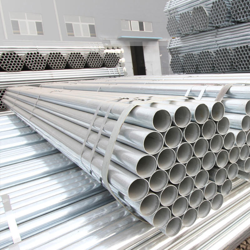 "Hot-dipped galvanized steel pipes 1/4"" 2"" 4"" 6"" ASTM A653"
