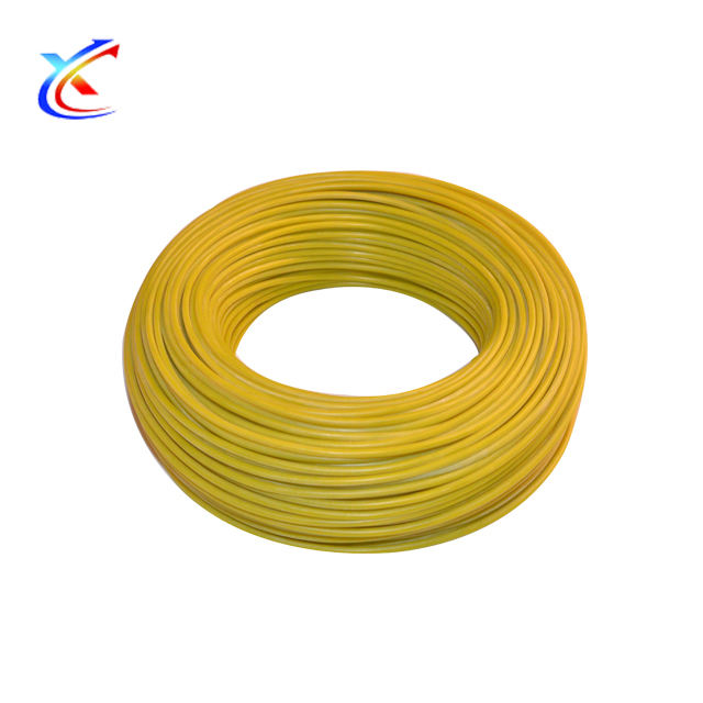 Temperature Manufacturers rubber insulation silicone coated 2mm wire
