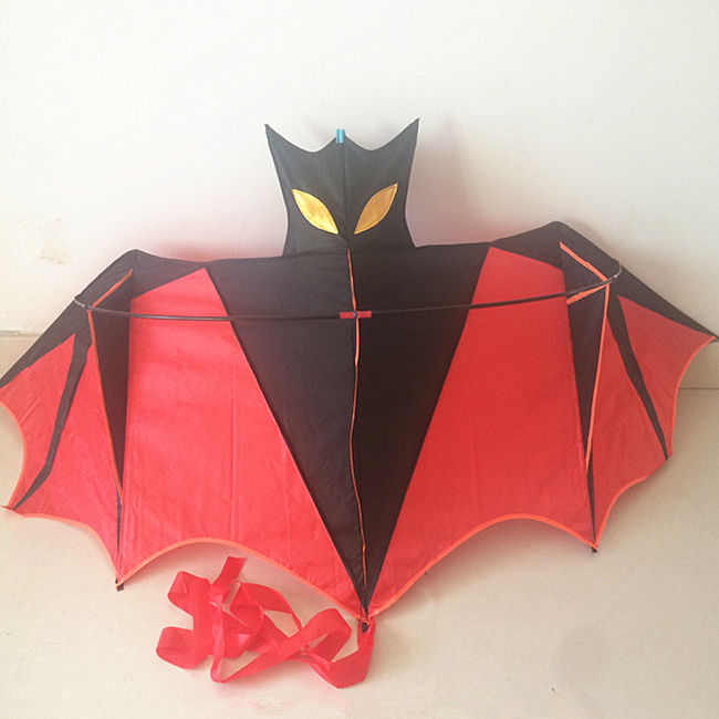 cool design animal shaped kite  bat kite  for kid's gift toy from professional kite factory