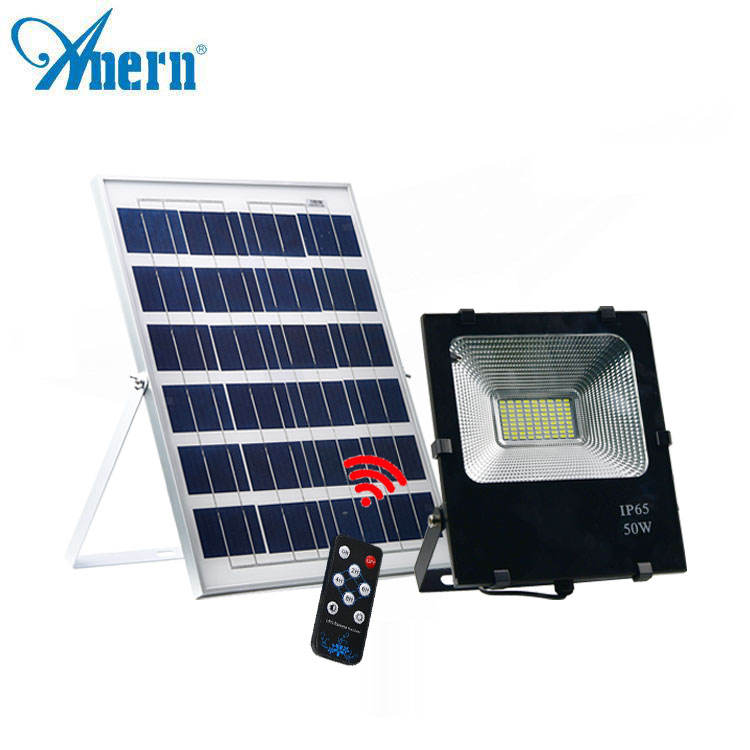 Outdoor Motion Sensor led flood light solar garden light parts