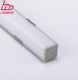 10mm Wide Stylish Lighting 45 Degree Right Angle Corner Aluminum Led Channel Aluminum Tile Trim Profile For 5050 Led Strip