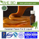 Hot sale concentrated Caramel e-cig flavors for e juice making