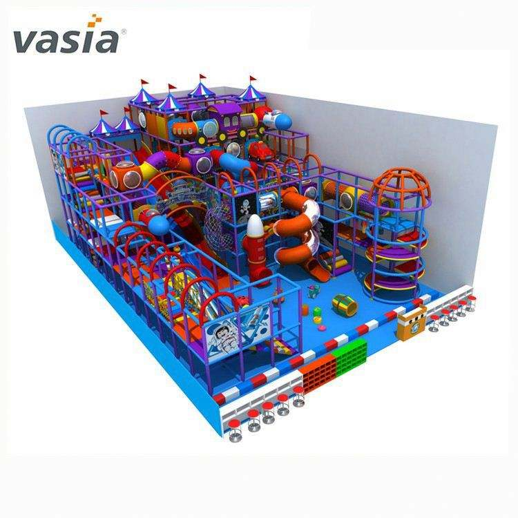 Novelty design kids indoor playground, children's activity center