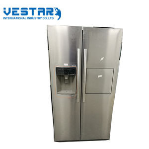 220V 50Hz refrigerator side by side door fridge freezer with 480L double door refrigerator