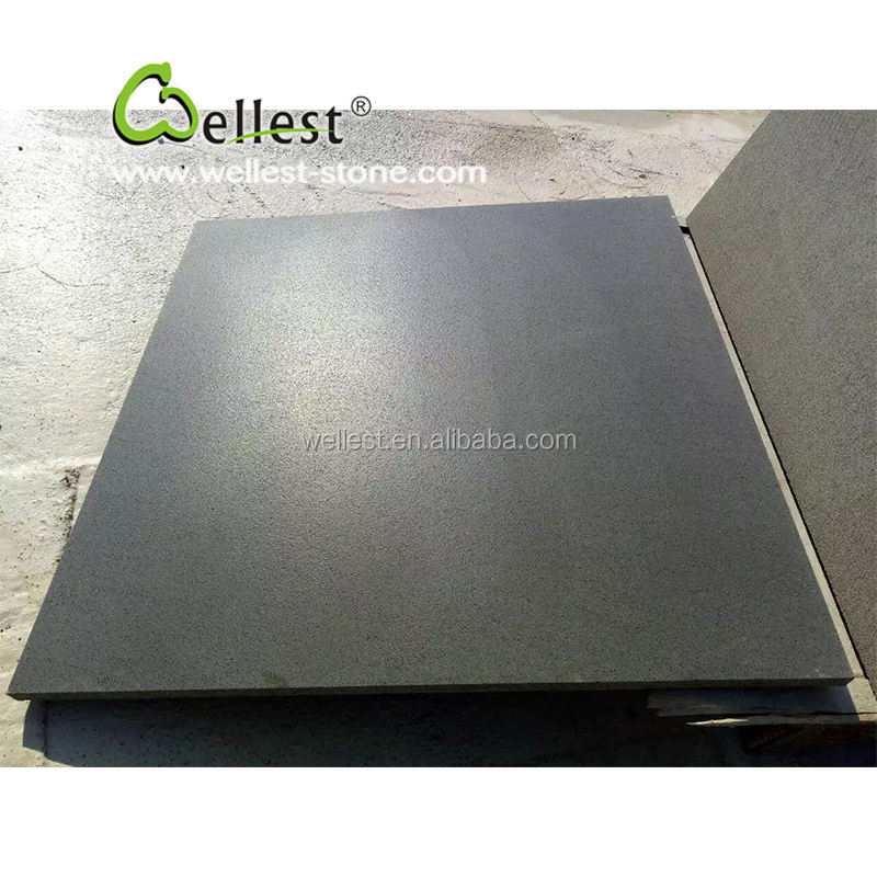 High Quality Basalt HaiNan black basalt pavers