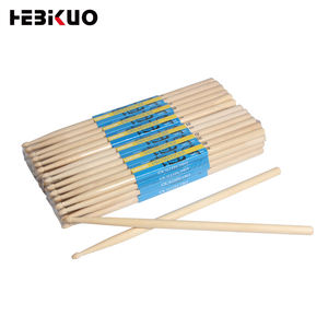 Bulk wholesale 5A/5B/7A wooden drum stick