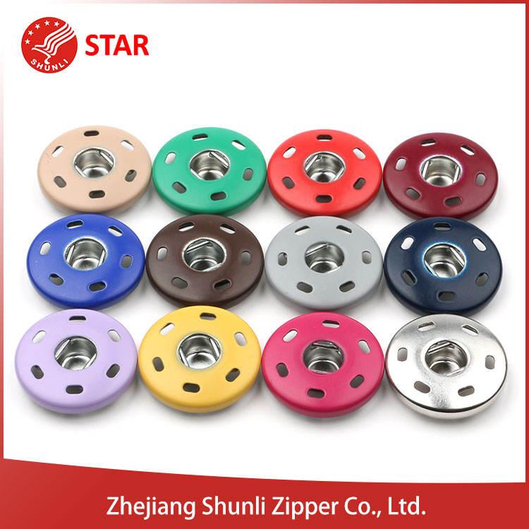 Fabricante profesional de encargo Durable <span class=keywords><strong>botón</strong></span> a presión de metal