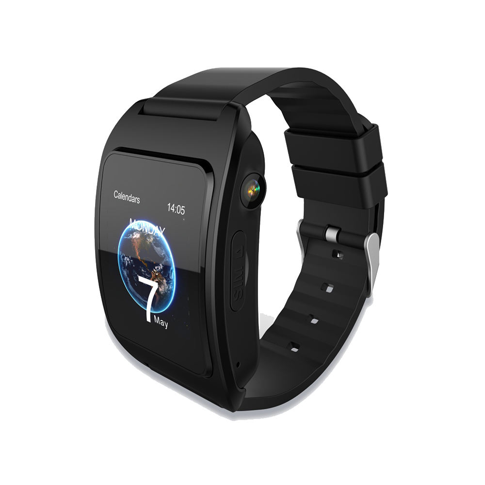 Integrated GPS Bracelet Z2 Smart GPS Elderly Watch With Heart Rate Monitor SOS Anti Lost