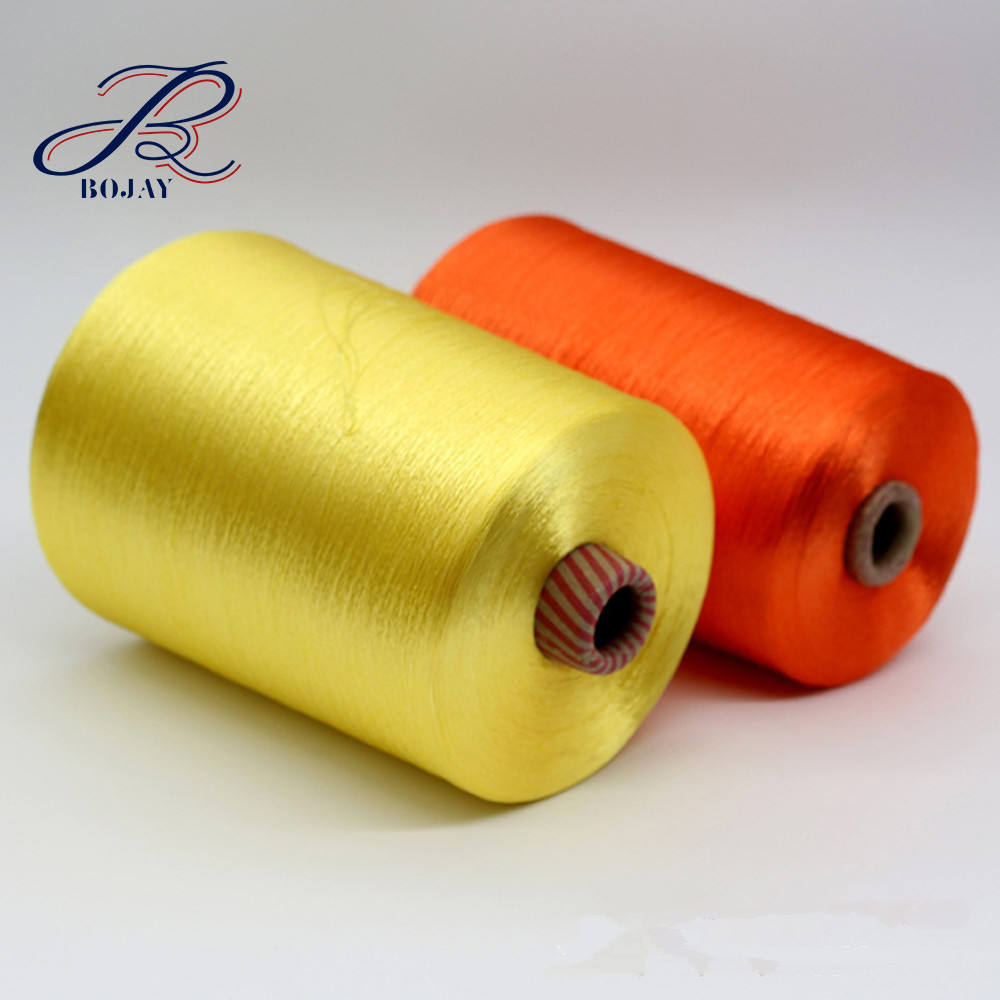Bojay New Arrival Wholesale 150D/30F Ring Spun Viscose Rayon Filament Yarn